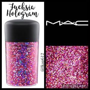 MAC Glitter Jar- Fuchsia Hologram